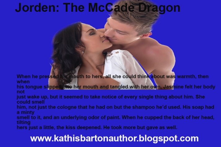 Jorden- The McCade Dragon Teaser